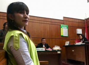 Siti Nur Anna, istri bandar narkoba Joko Soedarmo alias Remon