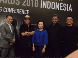 Ki-Ka: Adam Quek (GM & Commercial Director, Kohler Kitchen & Bath, Southeast Asia), Hidajat Endramukti (Founder & Principal, Endramukti Design), Angel Yang (President Kohler Kitchen & Bath, Asia Pacific), Faried Masdoeki (Design Director of Grahacipta Had
