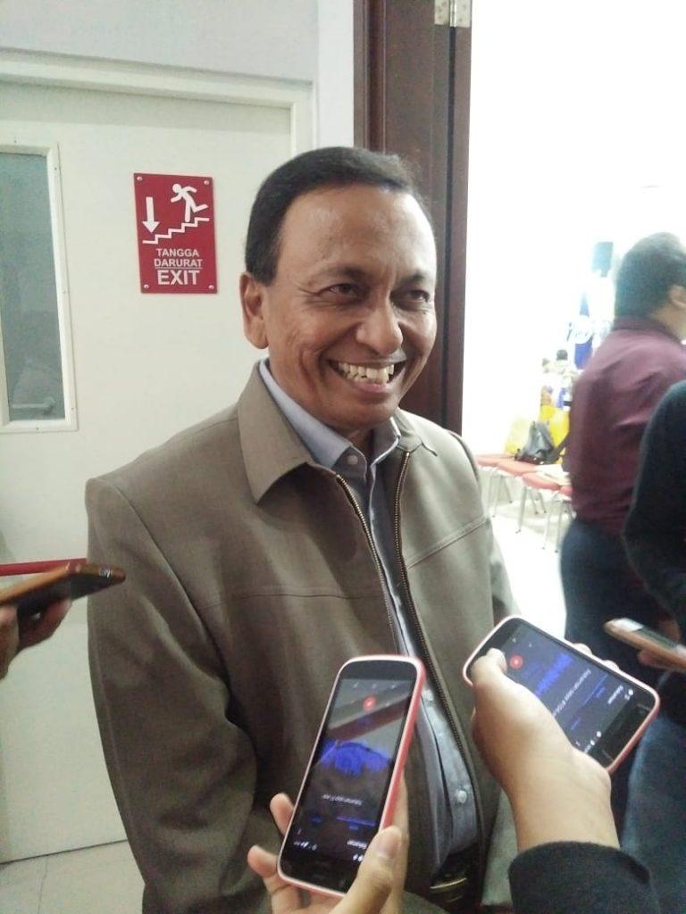 Ibrahim Bafadal, Ketua Panitia Pilrek UM