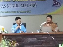 UM menggelar workshop dan pendampingan pengelolaan PDPT di Hotel Savana Malang.