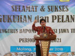 Dirjen Belmawa Kemenristekdikti Prof Intan Ahmad PhD.