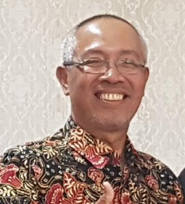 Ketua Bapomi Jatim Dr Syamsul Hadi MPd.