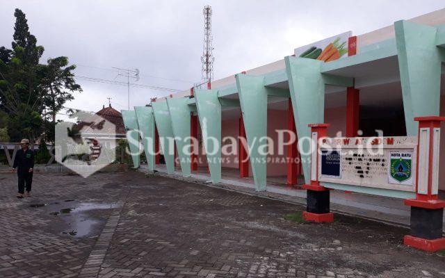 Sekitar 23 stan di area Pasar Desa Wisata Sidomulyo, Kecamatan Bumiaji , Kota Batu, Jatim menyimpan misteri.