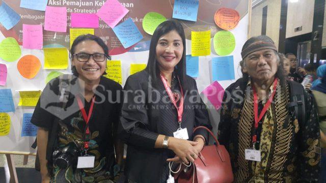 Kepala Disbudpar Kota Malang Ida Ayu Wahyuni