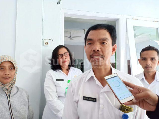 Camat Sukun, Widi E. Wirawan