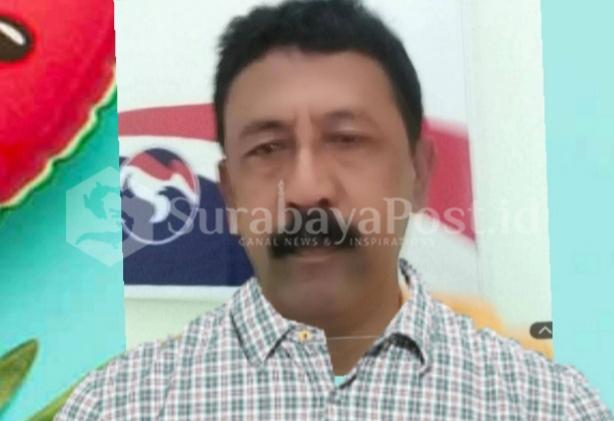 Suparno Damir tinggalkan Partai Perindo