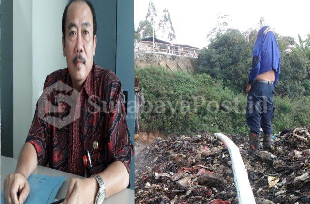 Kepala Seksi Pengelolaan Persampahan (SPP) DLH Pemkot Batu, Imron Sutudi
