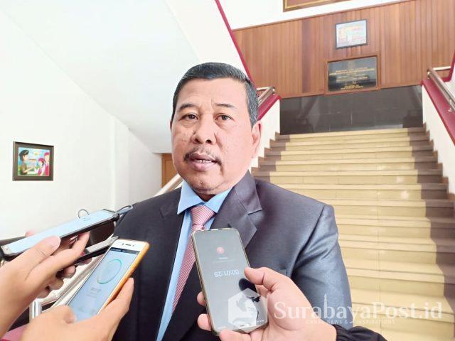 Kepala Kejari Kota Malang Amran Lakoni
