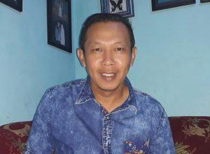 Wakil Ketua 1 DPRD Kota Batu Hari Danah Wahyono.