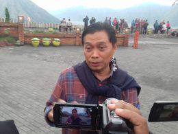 Kepala Perwakilan BI Malang Azka Subhan Aminurridho.
