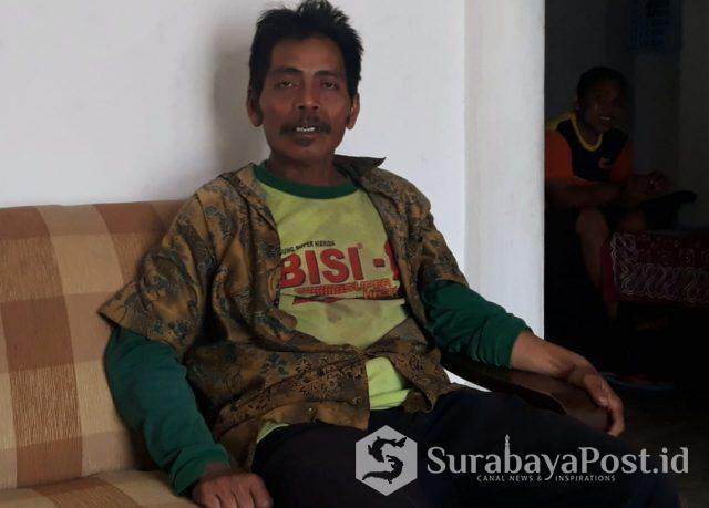 Ketua Jamaah Tahlil RW 1, RT 1, Desa Oro Oro Ombo, Sutoyo