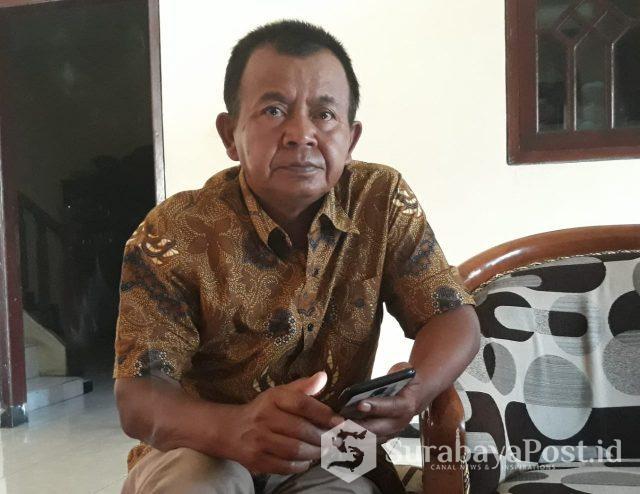 Anggota Badan Kehormatan Dewan, DPRD Kota Batu Suliadi.