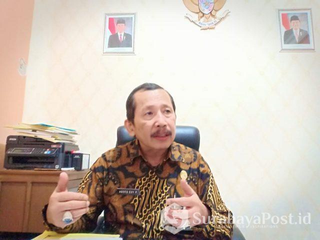 Kepala DLH Kota Malang Agoes Edy Poetranto
