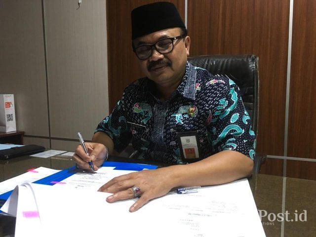 Kepala Bapenda Kabupaten Malang Purnadi