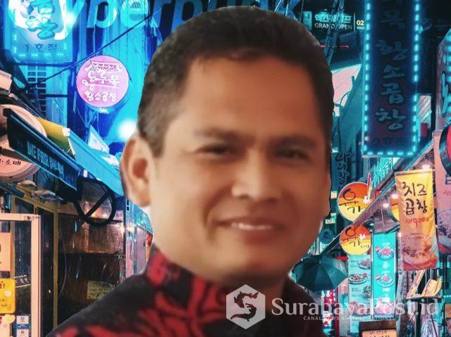 Sekretaris Satpol PP Kota Batu Muhammad Nur Adhim.