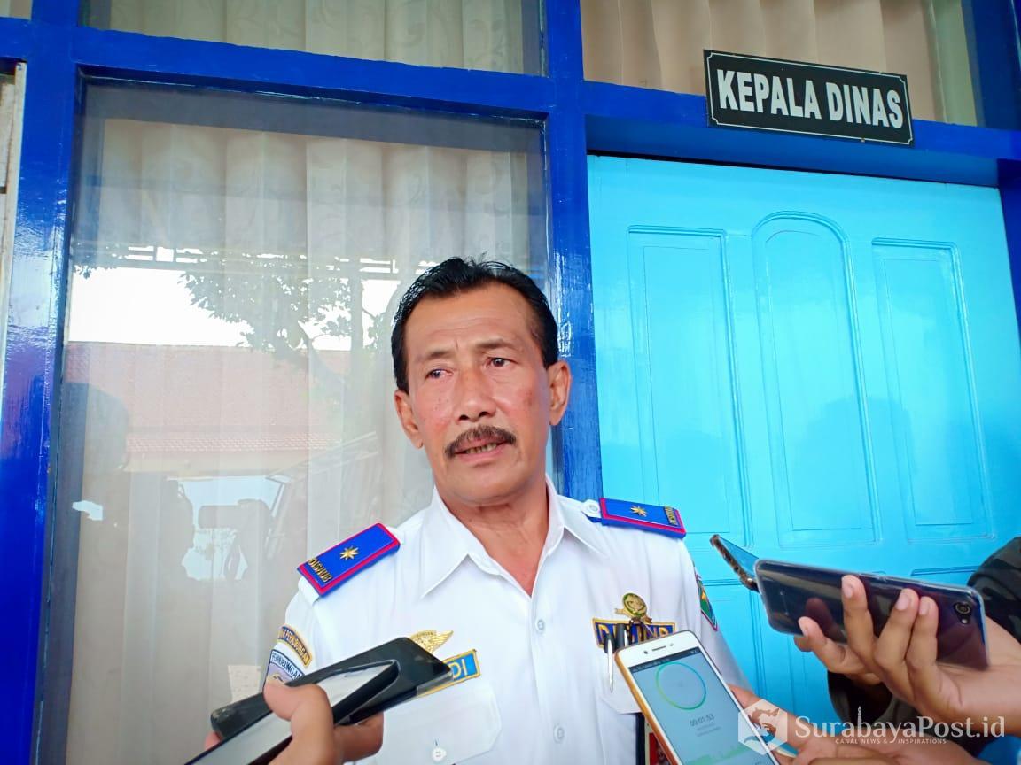 Kepala Dishub Kota Malang Kusnadi