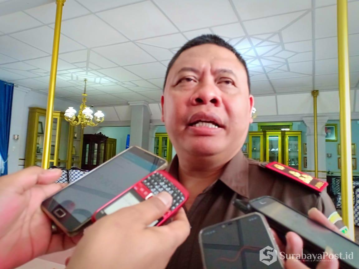 Kepala Kejari Kabupaten Malang Abdul Qohar