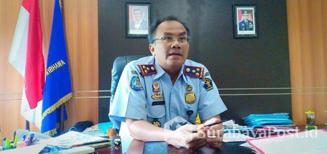 Kepala Imigrasi Malang Novianto.