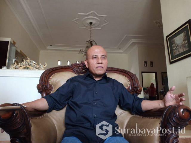 Slamet Riyadi, Plt Ketua PPLP PT PGRI Unikama versi Christea Frisdiantara.
