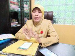 Kepala Dindik Kota Malang, Zubaidah.