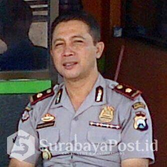 Kapolsek Kedungkandang, Kompol Suko Wahyudi.
