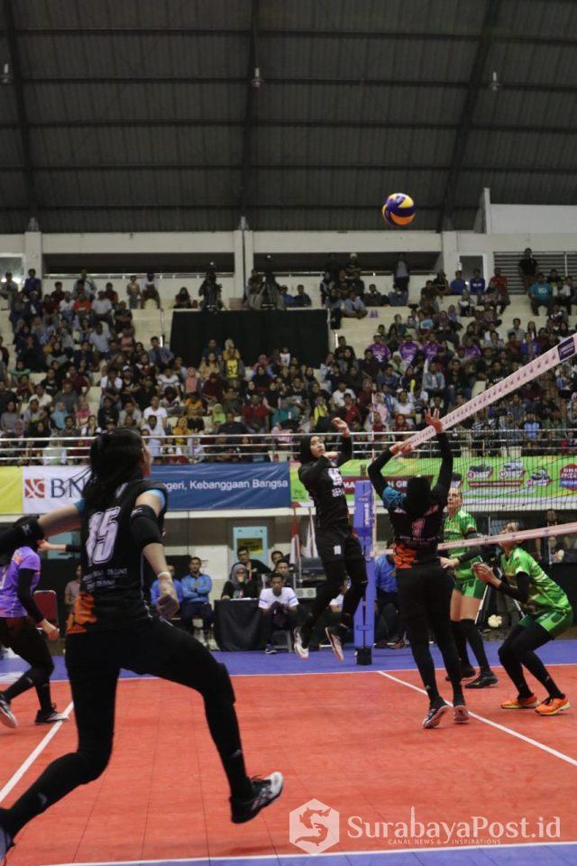 Popsivo Polwan tampil bagus sehingga lolos ke grand final.