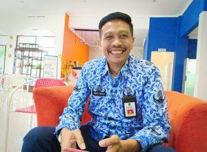 Kepala Dinas DPKPCK Kabupaten Malang Wahyu Hidayat.