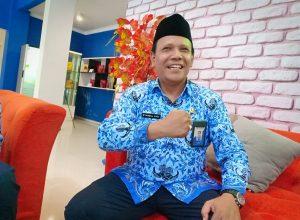 Direktur Utama (Dirut) PD Jasa Yasa, Ahmad Faiz Wildan
