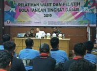 Pengukuhan Pengurus ABTI Kota Malang ini digelar di kampus IKIP Budi Utomo Malang.
