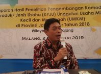 Kepala Perwakilan BI Malang, Azka Subhan Aminurridho.