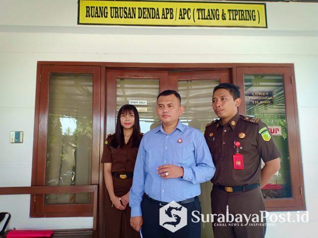 Kasi Pidum Kejari Kota Malang Novriadi Andra