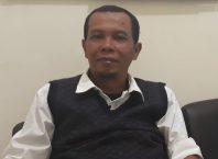 Ketua Tim Dana Hibah dari Kementerian PUPR, Dwi Puji Santoso