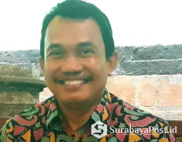 Ketua Komisi C DPRD Kota Batu Didik Mahmud.