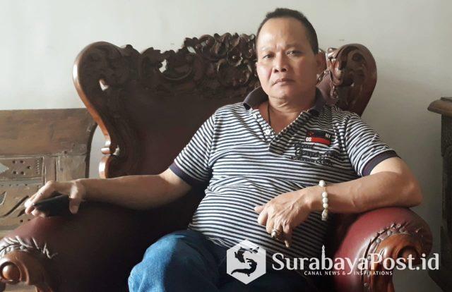 Ketua MPC PP Kota Batu Endro Wahyu