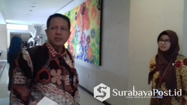 Kepala Tim Advisory dan Pengembangan Ekonomi BI Malang Jaka Setiawan.