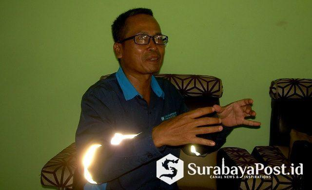 Kepala Cabang PT Naviri Multikonstruksi Kabupaten Malaka Wahyono.