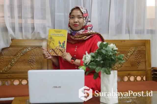 Dosen Prodi PGSD UMM Dyah Worowirastri Ekowati