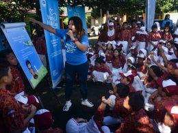 FFI merayakan Hardiknas dan Hari Susu Sedunia dengan melibatkan 5000 siswa SD.