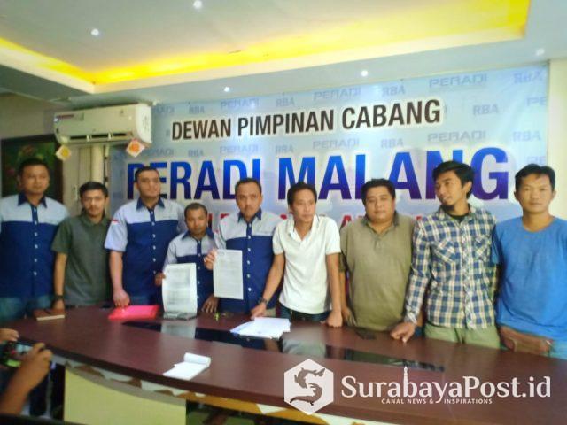Yayan Riyanto SH dan Paguyuban Jeep Malang Raya.
