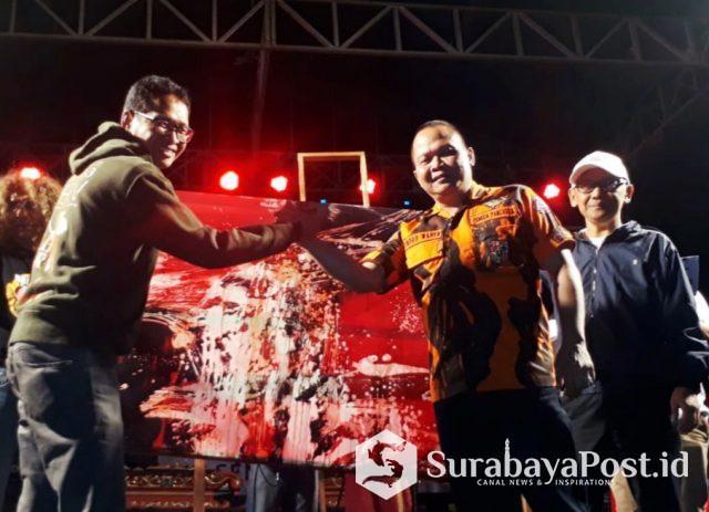 Endro Wahyu bersama Bambang Priyana dan Rudi