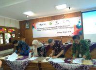 BPF bersama JFX dan KBI Gandeng STIE Malangkucecwara melakukan penandatanganan MoU terkait kerjasama dan peresmia FTLC.