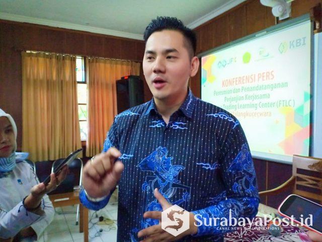 Pimpinan Cabang PT Bestprofit Futures Malang, Andri