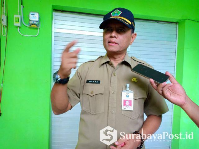 Kepala Dinas Perdagangan Kota Malang, Wahyu Setyanto