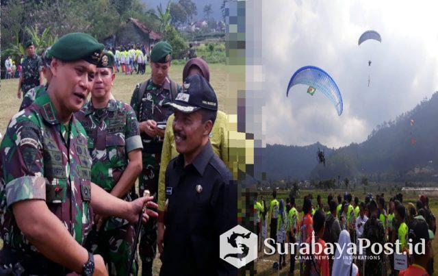 Pangdivif 2 Kostrad Mayjen TNI Tri Yuniarto,