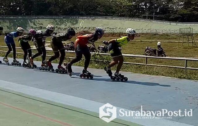 Atlet sepatu roda Kota Malang, siap berlaga di Porprov Jatim 2019