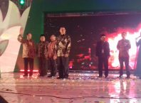 Menag RI Lukman Hakim Saifuddin saat membuka PIONIR IX di UIN Maliki Malang.