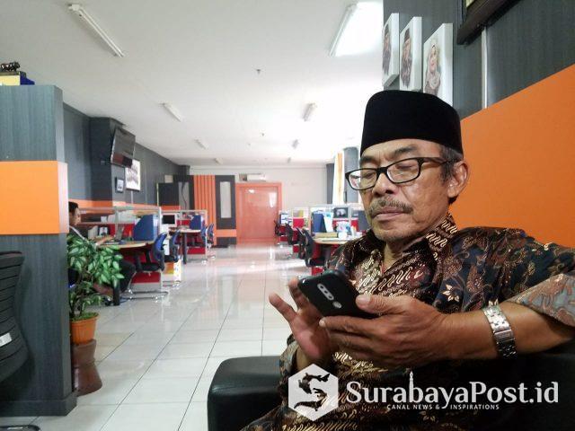 Ketua Senat UIN Maliki Malang Dr HA Muhtadi Ridwan.