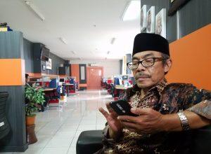 Ketua Senat UIN Maliki Malang Dr HM Muhtadi Ridwan