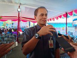 Kepala Dinas Perdagangan Kota Malang Wahyu Setianto