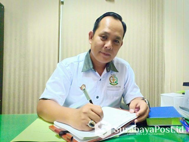 Kasi Intel Kejari Kota Malang, Yusuf Hadiyanto